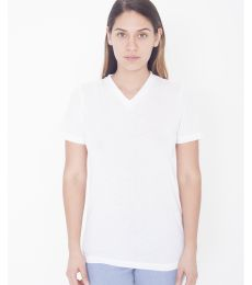 American Apparel PL356W Ladies' Sublimation Classic Short-Sleeve V-Neck T-Shirt