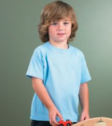 Rabbit Skins® 2001 Organic Toddler Softy T-shirt