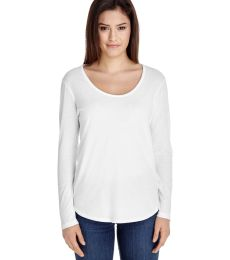 American Apparel RSA6304 Ultra Wash Long-Sleeve T-Shirt