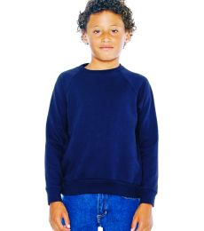 Youth California Fleece Raglan Sweatshirt