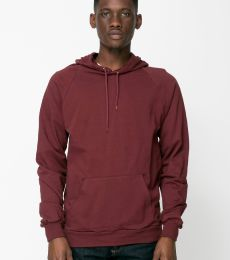 American Apparel 5495 Unisex Pull-Over California Hoodie