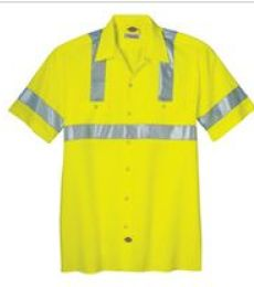 VS100 / Short Sleeve Work Shirt (Class 2)