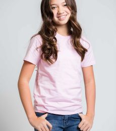 Y1085 Cotton Heritage Kent Youth Cotton Tee
