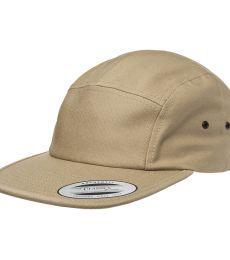 Yupoong 7005 Jockey Flat Bill Cap