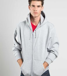 M2720 Cotton Heritage Adult Zip Up Hoodie