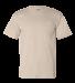 7100 Bayside Adult Short-Sleeve Tee with Pocket Sand