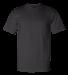 Bayside BA5100 Adult Adult Short-Sleeve Tee Charcoal