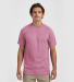 0290TC Tultex Unisex Ring-Spun Cotton Tee 290 Cassis