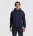 0320 Tultex Unisex Pullover Hoodie Navy