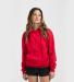 0320 Tultex Unisex Pullover Hoodie Red