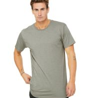 BELLA+CANVAS 3006 Long T-shirt
