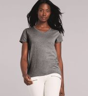 5V00L Gildan Heavy Cotton™ Ladies' V-Neck T-Shirt