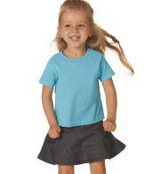 3301T Rabbit Skins Toddler Cotton T-Shirt...