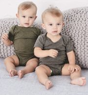 134B Bella + Canvas Baby Triblend Short Sleeve O...