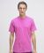 American Apparel 2001 Comparable Los Angeles Apparel 20001 100% Cotton Tee Fuchsia