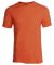 0202TC Tultex Unisex Tee with a Tear-Away Tag  Heather Orange