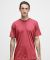 Los Angeles Apparel FF01 50/50 Poly Cotton Tee Red