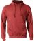 0320 Tultex Unisex Pullover Hoodie Heather Red