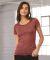BELLA 8413 Womens Tri-blend T-shirt