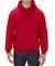 Alstyle 1573 Pullover Fleece Hoodie Red