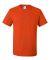 29 Jerzees Adult Heavyweight 50/50 Blend T-Shirt Burnt Orange