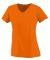 1790 Augusta Sportswear - Ladies' V-Neck Wicking T-Shirt  Power Orange