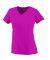 Augusta Sportswear 1791 Girls' Wicking T-Shirt Power Pink