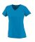 Augusta Sportswear 1791 Girls' Wicking T-Shirt Power Blue