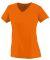 Augusta Sportswear 1791 Girls' Wicking T-Shirt Power Orange