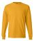 5186 Hanes 6.1 oz. Ringspun Cotton Long-Sleeve Beefy-T® Gold