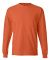 5186 Hanes 6.1 oz. Ringspun Cotton Long-Sleeve Beefy-T® Orange