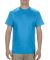 1901 ALSTYLE Adult Short Sleeve Tee Turquoise