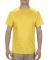 1901 ALSTYLE Adult Short Sleeve Tee Yellow