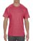 1901 ALSTYLE Adult Short Sleeve Tee Red Heather