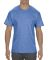1901 ALSTYLE Adult Short Sleeve Tee Royal Heather
