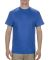 1901 ALSTYLE Adult Short Sleeve Tee Royal