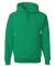 996M JERZEES® NuBlend™ Hooded Pullover Sweatshirt Kelly