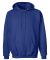 F170 Hanes® PrintPro®XP™ Ultimate Cotton® Hooded Sweatshirt Deep Royal