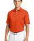 203690 Nike Golf Tech Basic Dri FIT Polo  Orange Blaze