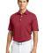 203690 Nike Golf Tech Basic Dri FIT Polo  Pro Red