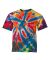 60B Dyenomite Tie-Dye Youth Rainbow Cut Spiral Tee Champ