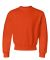 562B Jerzees Youth NuBlend® Crewneck 50/50 Sweatshirt Burnt Orange