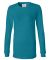 J America 8234 Ladies' Cortney Long Sleeve Thermal T-Shirt Turqberry