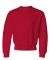 562B Jerzees Youth NuBlend® Crewneck 50/50 Sweatshirt True Red