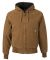 5020 DRI DUCK Hooded Boulder Jacket S - 6XL  Saddle