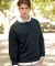 J America 8875 Triblend Crewneck Sweatshirt