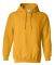 18500 Gildan Heavyweight Blend Hooded Sweatshirt GOLD