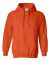 18500 Gildan Heavyweight Blend Hooded Sweatshirt ORANGE