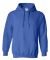 18500 Gildan Heavyweight Blend Hooded Sweatshirt ROYAL