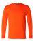 301 2955 Union-Made Long Sleeve T-Shirt Bright Orange